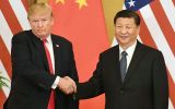 "In a statement shared by the White House, Chinese President Xi Jinping hailed ""progress"" in the negotiations.  Trump said a deal was ""more likely"" than not."