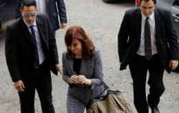 Cristina Fernandez de Kirchner, 66, refused to answer the judge's questions but submitted several written statements.