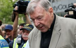 An Australian court found Pell guilty on one count of sexual abuse and four counts of indecent assault of two boys at Melbourne Saint Patrick's Cathedral