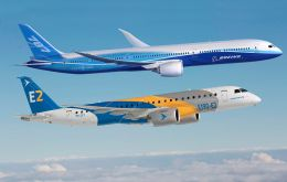 Embraer and Boeing have welcomed approval by Government of Brazil of their strategic partnership