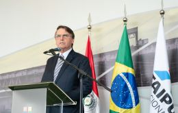 Bolsonaro eulogized a list of Brazilian military dictators starting with Castelo Branco (1964-1967), and ending with general João Batista Figueiredo