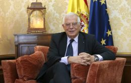 Spanish Foreign Minister Josep Borrell said the main purpose was that no-one, British or Spanish, would be left unprotected.