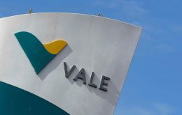 Vale is the world's biggest producer of iron ore. The company described the executives' removal as temporary, but did not say how long it would last.