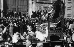 Pius, who was Pope from 1939 to 1958, has been accused of tolerating the rise of Nazi Germany and of not doing enough to protect Jews during the Holocaust