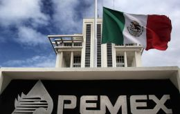 S&P followed the Pemex cut with lower credit outlooks for major Mexican financial institutions and companies, such as America Movil and Coca-Cola Femsa
