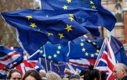 "The UK has said ""reasonable"" proposals to satisfy MPs' concerns about being tied to EU rules had already been made"
