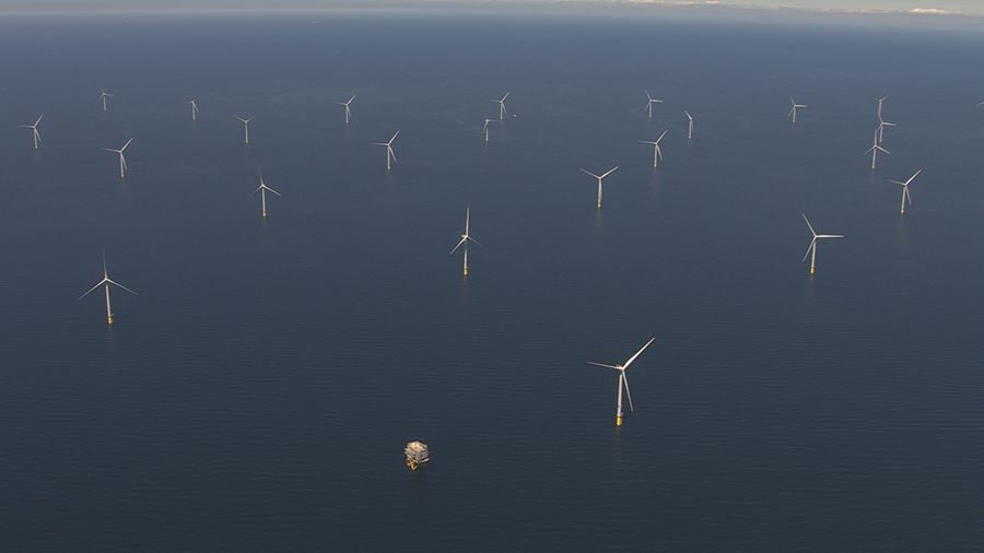 Natural Power welcomes Offshore Wind Sector Deal