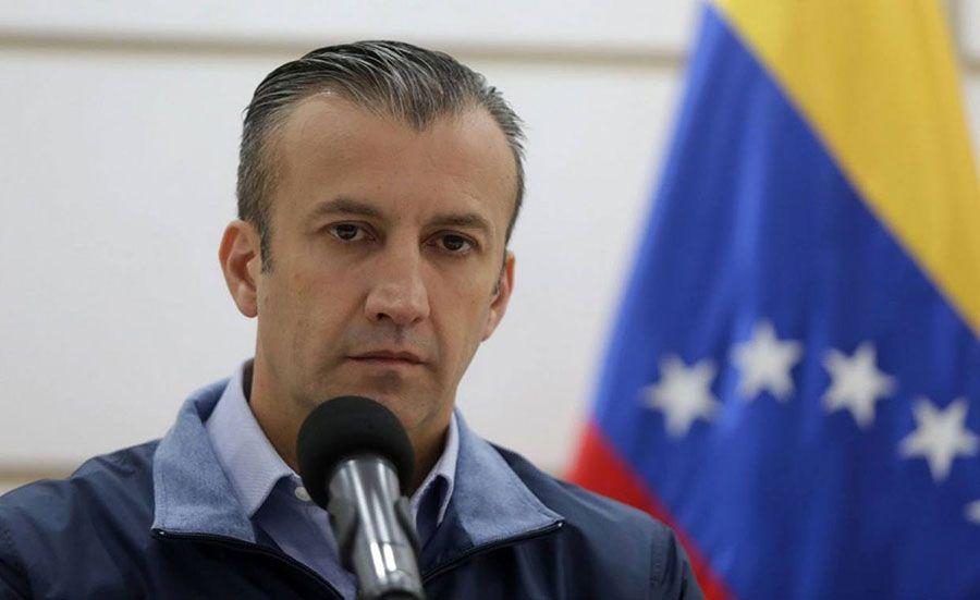 Venezuelan vice-president accused of aiding drug dealers