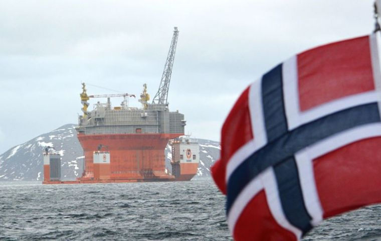 Norway is western Europe's biggest oil and gas producer and its sovereign wealth fund, is used to invest the proceeds of the country's oil industry.