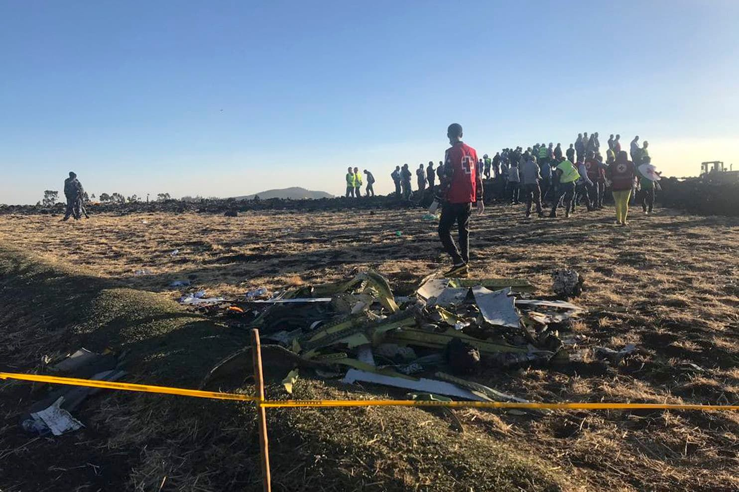 It was the second crash of the 737 MAX the latest version of Boeing's workhorse narrow body jet that first entered service in 2017