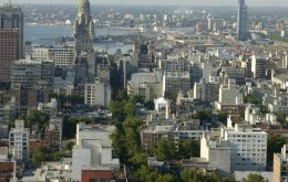 The Uruguayan capital is positioned above cities such as Buenos Aires or Santiago de Chile because of its relatively relaxed political and social environment (Photo: Nicolás Pereyra)