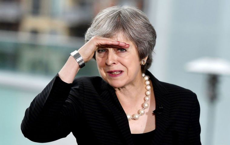 PM Theresa May is safe from a leadership challenge, having just survived one, but could take the consistent rejection of her deal as her cue to resign.