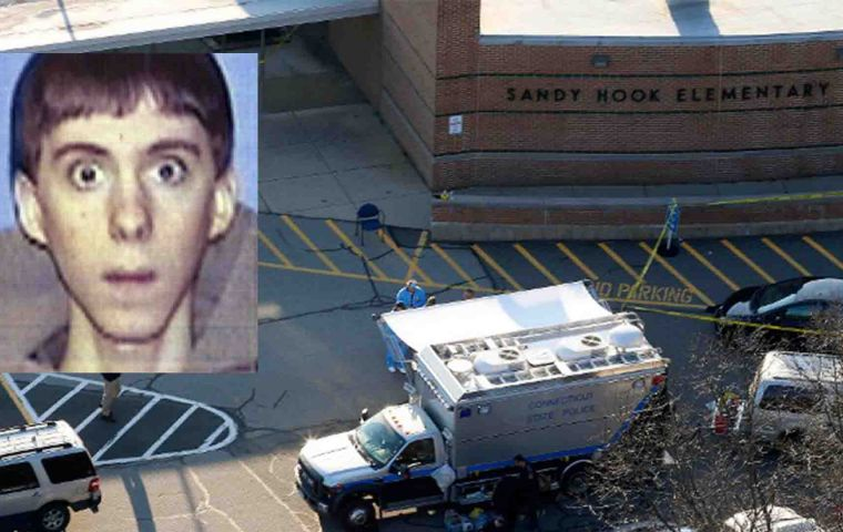 The gun was used by Adam Lanza, who killed 27 people, including 20 elementary school students. A rare legal defeat for an arms firm in a mass shooting case.