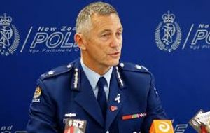 Police Commissioner Bush confirmed that the suspect who was charged was not known in advance to either New Zealand or Australian security services.