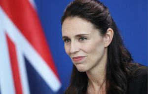 "But New Zealand Prime Minister Jacinda Ardern hailed the action, saying: ""We hear you and we're getting on with setting a path for carbon neutrality."""