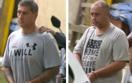 Ronnie Lessa and Elcio de Queiroz were arrested on Tuesday, a few days before the first anniversary of the deaths of Franco