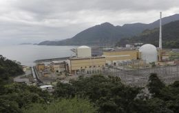 Eletronuclear, the Centrais Elétricas Brasileiras SA subsidiary that manages the Angra nuclear plants, said that the uranium being transported was not dangerous