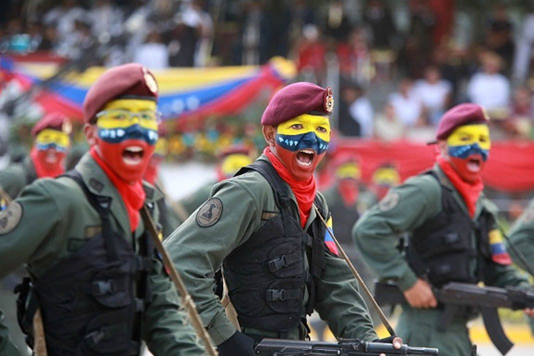 There Are Terrorist Acts against Venezuela, Diplomat Says