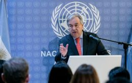 Guterres believes that the ambitious and transformational 2030 Agenda for Sustainable Development can not be achieved without the ideas, energy and tremendous ingenuity of the countries of the South