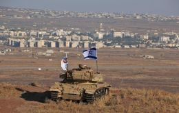 The Golan Heights were part of Syria until 1967, when Israel captured most of the area in the Six Day War, occupying it and annexing it in 1981
