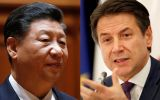 Prime Minister Giuseppe Conte is to sign a memorandum of understanding with Mr. Xi on Saturday for Italy to join the US$1 trillion Belt and Road Initiative
