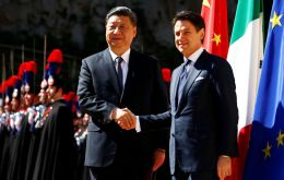 A total of 29 deals amounting to €2.5bn were signed during Chinese President Xi Jinping's visit to Rome.