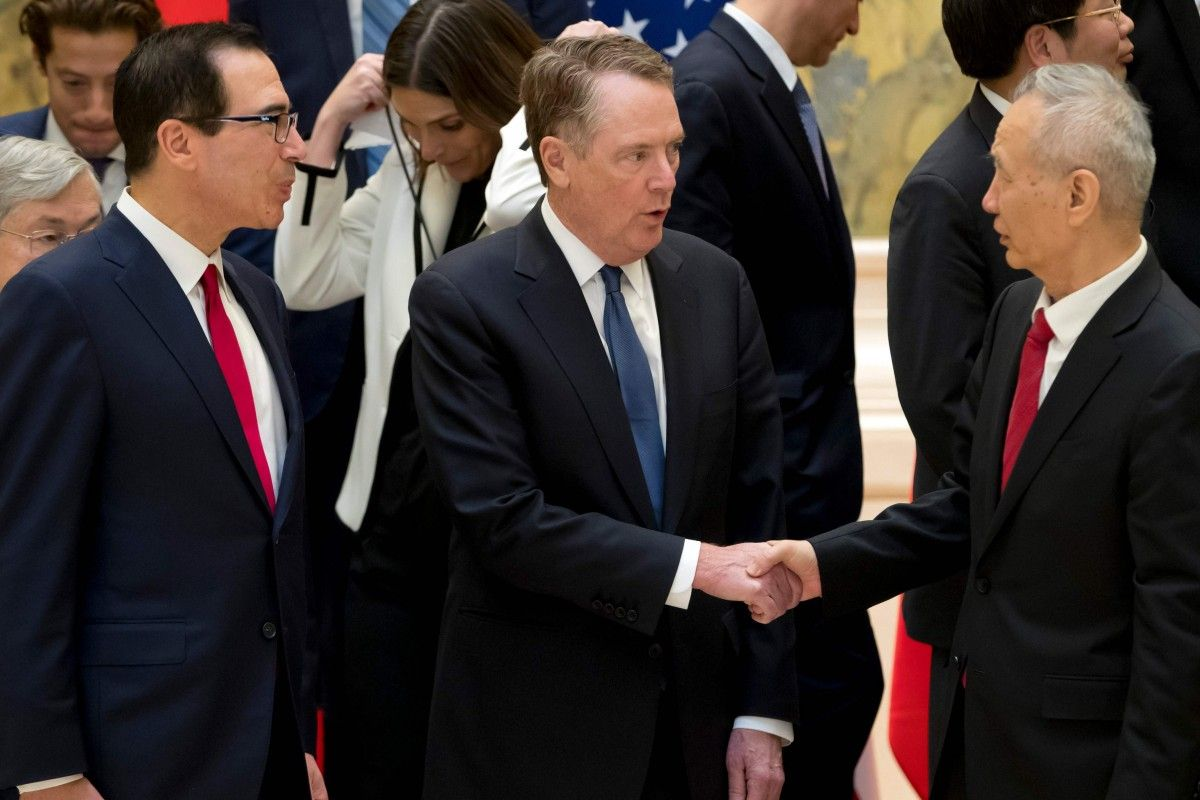 US's Lighthizer, Mnuchin to travel to China for trade talks: White House