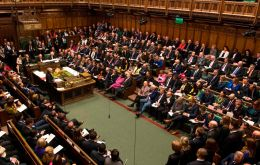 The government was defeated by 329 votes to 302 on the cross-party amendment, a majority of 27