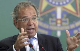Minister Paulo Guedes's appearance at the 'CCJ' committee was seen as a highlight of pensions reform negotiations this week