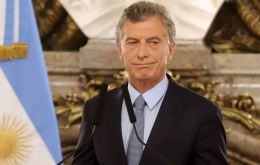 Bankers said the main fear was political upheaval if renewed economic crises derailed Macri's plans for reelection in October