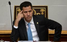 "Guaidó rejected Amoroso's announcement: he is ""not auditor general"". ""The legitimate congress is the only one with power to designate an auditor general"""