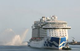 The vessels will each accommodate some 4,300 guests and will be the first Princess Cruises ships to be dual-fuel powered primarily by Liquefied Natural Gas (LNG)