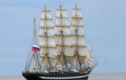 In honor of this event, plans are underway for the round-the-world sailing of the tall ships Pallada, Sedov and Krusenstern in 2019-2020.