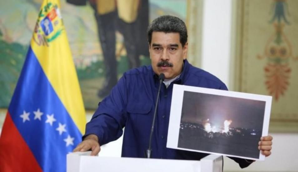 Venezuela's Maduro announces power rationing amid blackouts