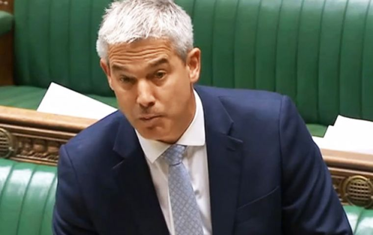Brexit Secretary Steve Barclay hinted the government could now bring its deal back for a fourth vote this week and avoid a longer delay to Brexit