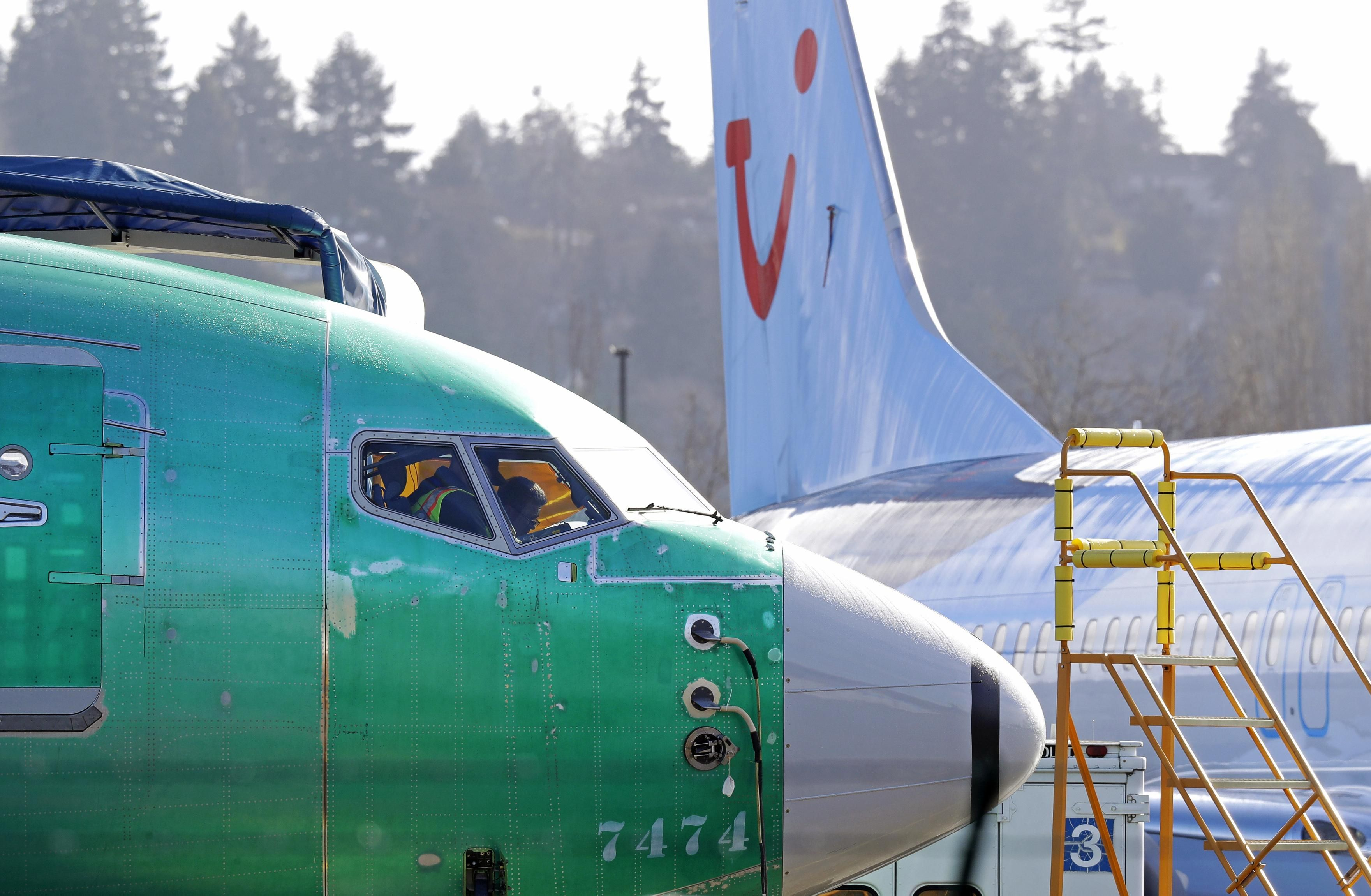 Anti-stall system was on before Ethiopian jet crash, says report