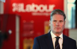 "Labor's spokesperson Keir Starmer said the government ""has not offered real change or compromise"" in three days of talks."