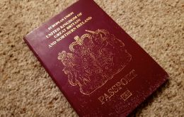 A change in the design of the UK passport has proved a rallying point for Brexit supporters