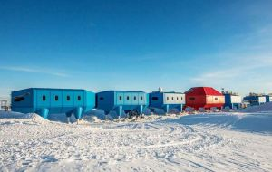 Scientists have been tracking the movement of the ice shelf for years and in 2014  recommended that the Halley Research Station be moved to a new and safe location