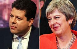 "On Sunday Chief Minister Fabian Picardo took a call from PM Theresa May and maintained a ""friendly and positive"" conversation on latest Brexit developments"