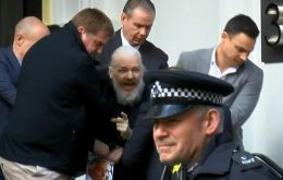 "For the UN, Ecuador exposes Assange ""to the risk of serious violations of human rights."""