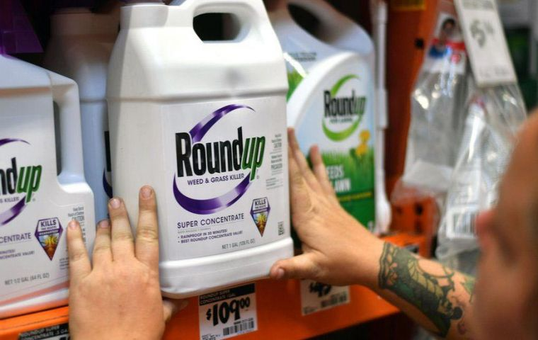 Bayer AG, that acquired Monsanto in 2018, confirmed Thursday's ruling and said it was considering its legal options, including an appeal.