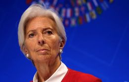 "Revealing her personal insight, the IMF managing director said the Brexit process was ""very, very concerning on the one hand and very sad""."