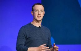 Zuckerberg has drawn a base salary of US$1 for the past three years, and his other compensation was listed at US$22.6 million, mostly for his personal security