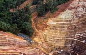 Mining has been off limits in the Renca, located in the states of Pará and Amapá, since it established in 1984 to protect against perceived threats from foreign miners.