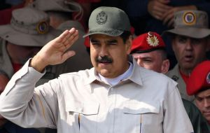 But he also called on the existing two million members to get involved in agriculture, as Venezuela continues to struggle with a spiraling economic crisis