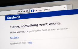 Down Detector indicated that there were more than 12,000 incidents of people reporting issues with Facebook at its peak