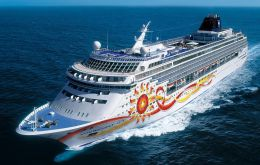 The Norwegian Sun will offer four-, five- and seven-day cruises to Havana, Cuba, with select sailings also calling to Key West during its four-day cruises
