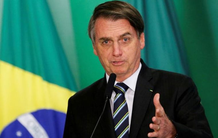 The museum had expressed concern over the event last week, saying it had been booked before the decision was made to honor Bolsonaro.