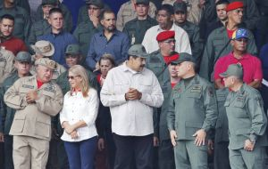 Monday's meeting in Santiago came as Canada announced new sanctions against 41 members of Venezuela President Nicolas Maduro's government